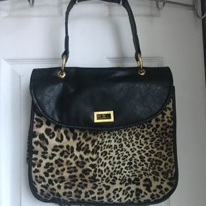 New Cheetah Print Hand bag